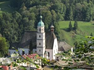 Franziskanerkirche und -kloster Berchtesgaden