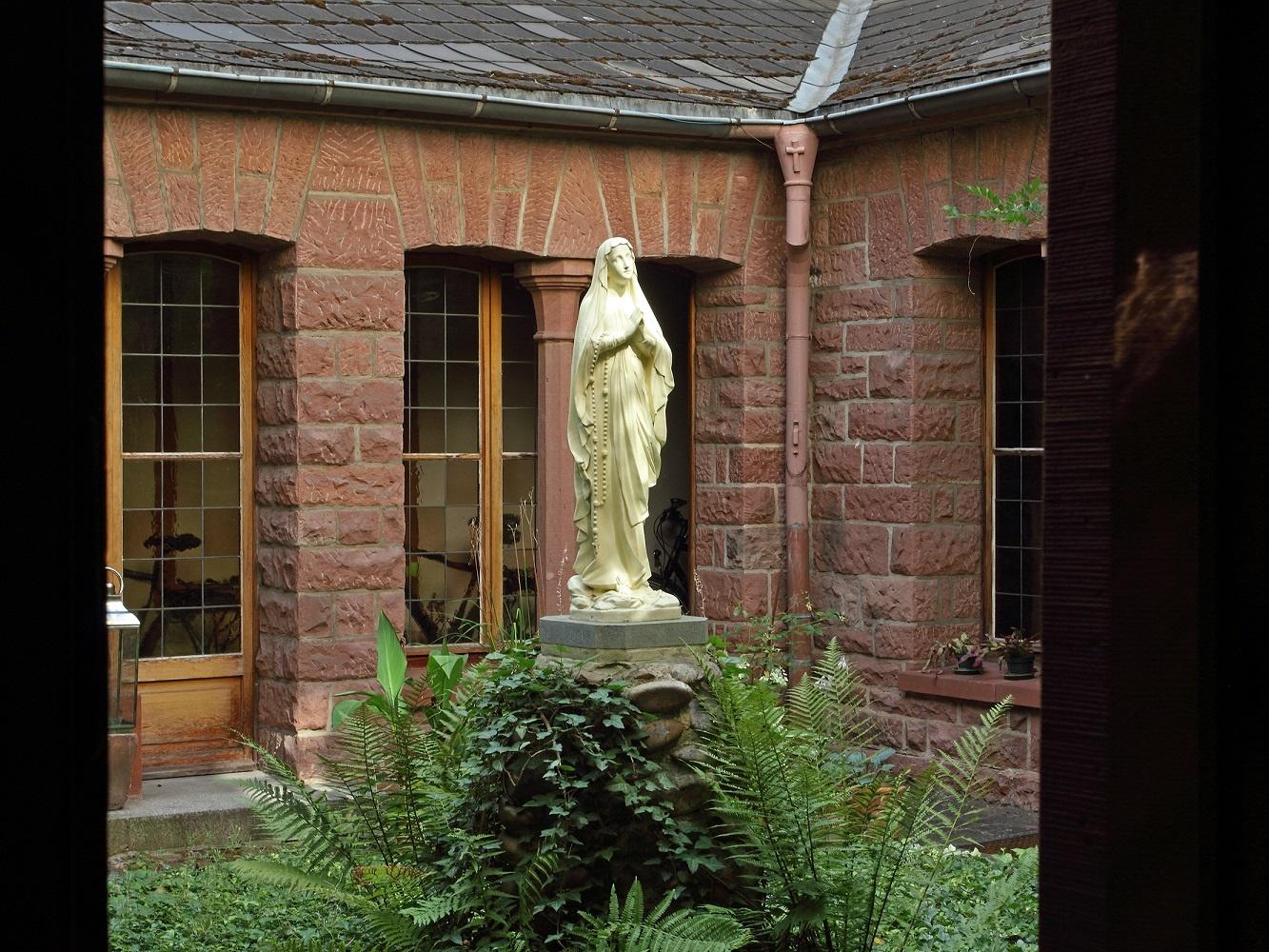 (12) klostermadonna