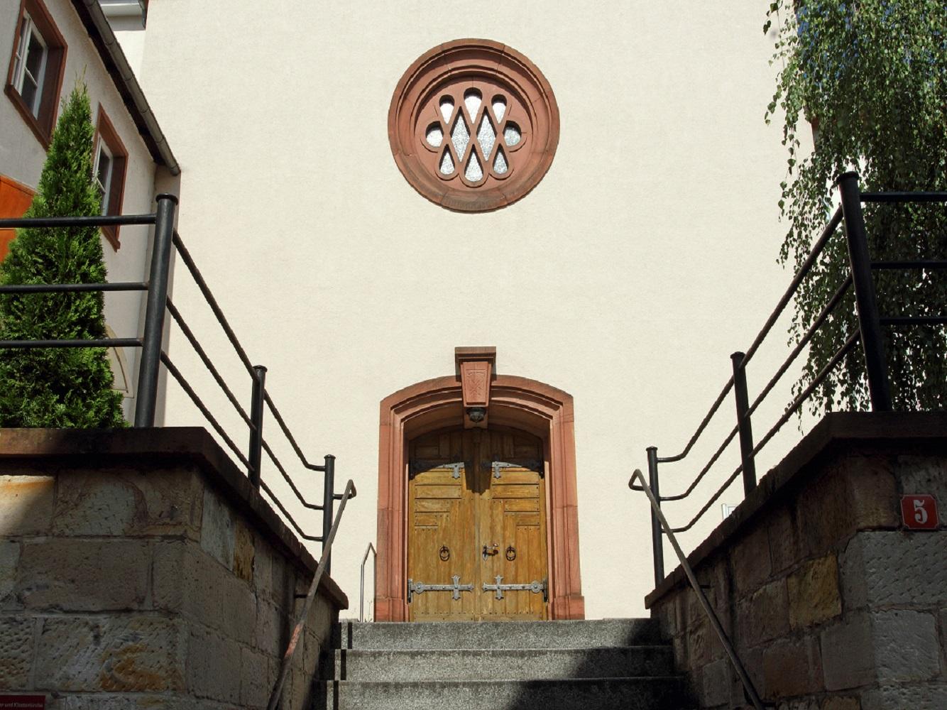 (5) klostertuer