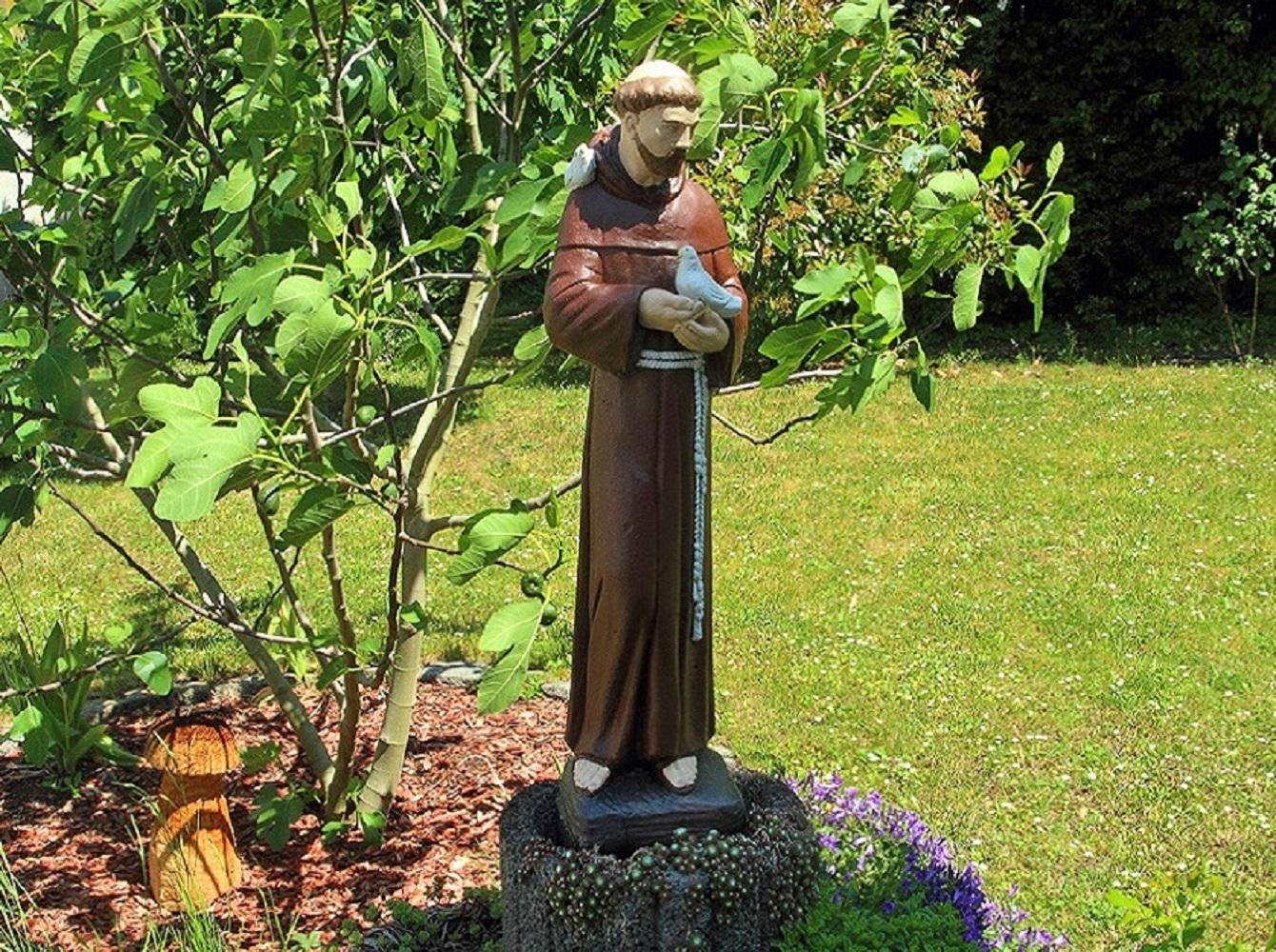 Statue Klostergarten